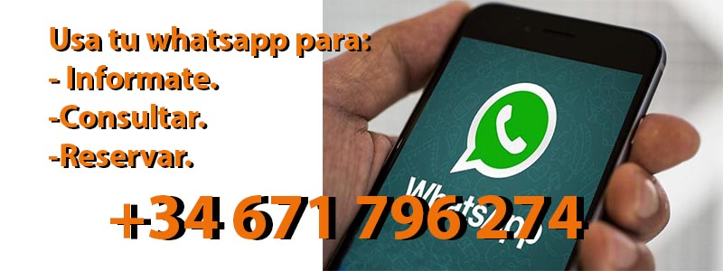Parking Norte Whatsapp