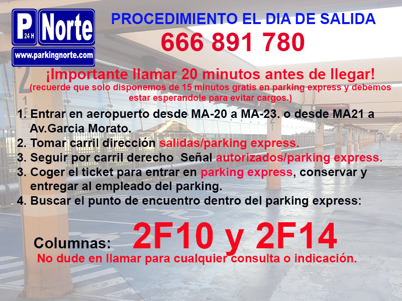 Parking-Norte-como-aparcar-coche
