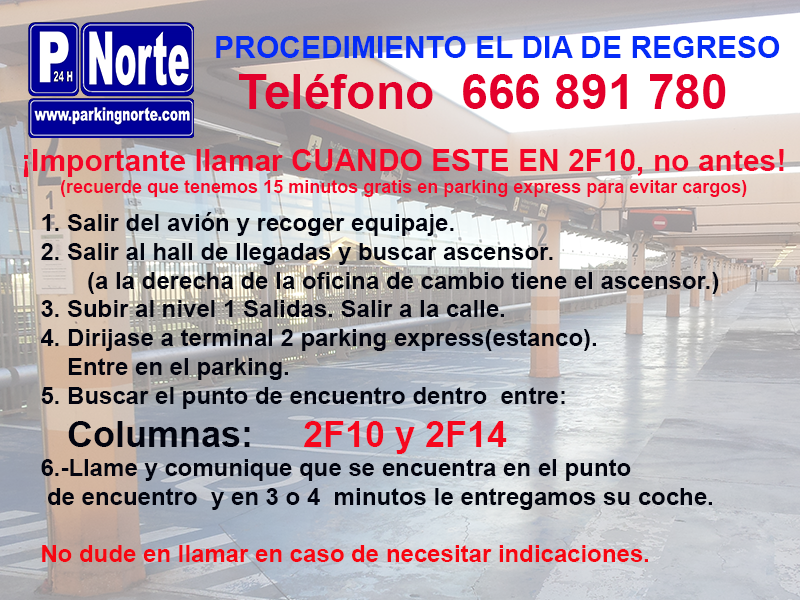 parking-norte-como-recoger-coche